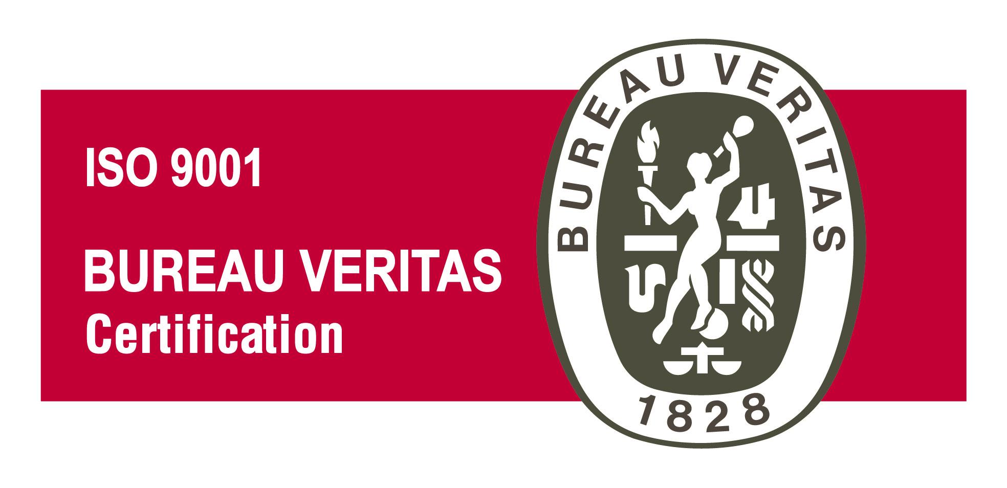 Logo calidad certificado
